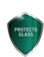 Protects Glass