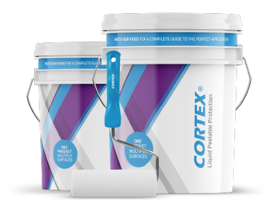 Cortex® Liquid Peelable Protection