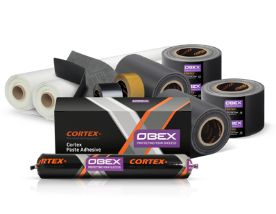 CORTEX® Fire Rated Sealing system