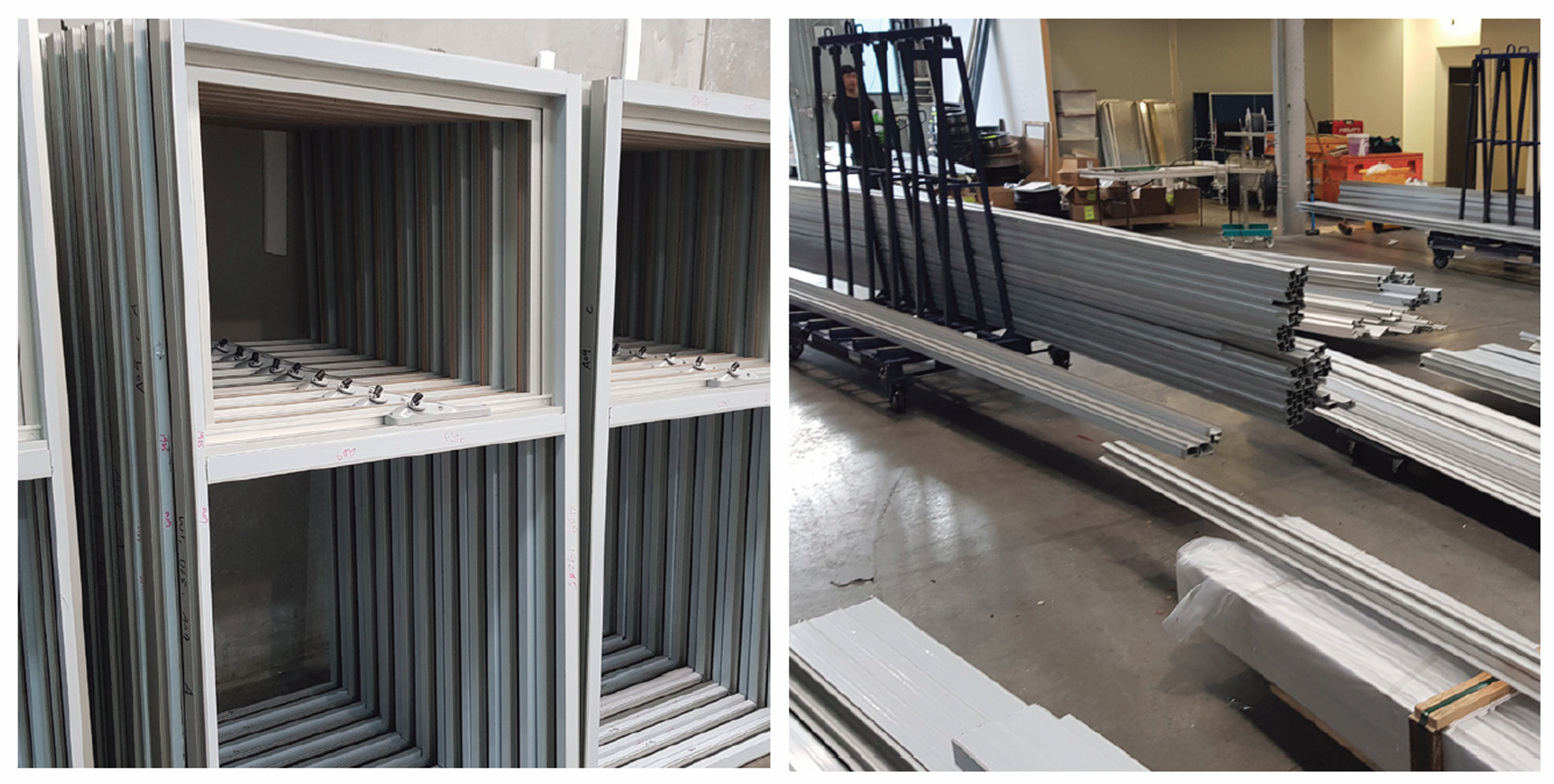 Inside Everclad's production using our Speedster Tape and Applicator