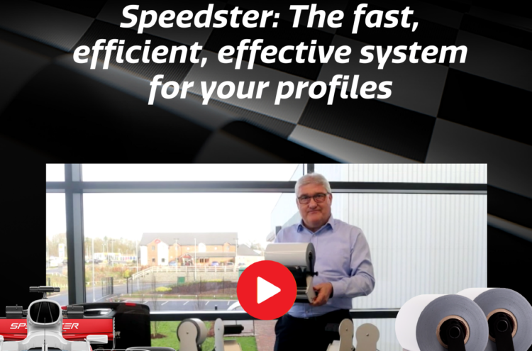 Speedster Header and video